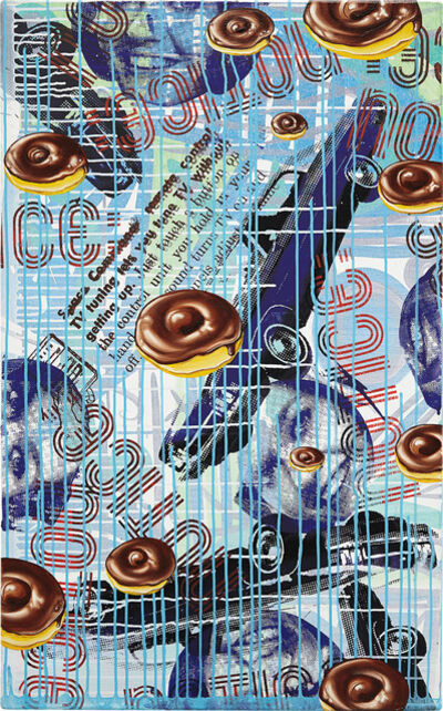 Kenny Scharf, 'Heaven 11', 2012
