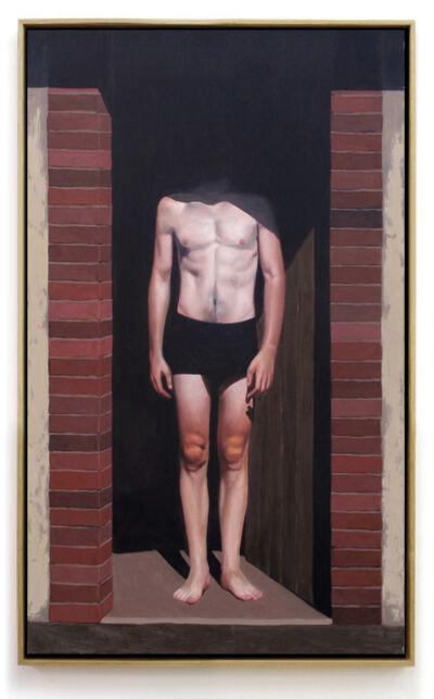 François Malingrëy, 'Dans l'encadrement', 2018