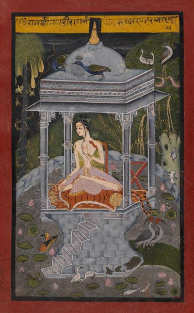 Unknown Artist, 'Gaud Malhar Ragini', ca. 1660