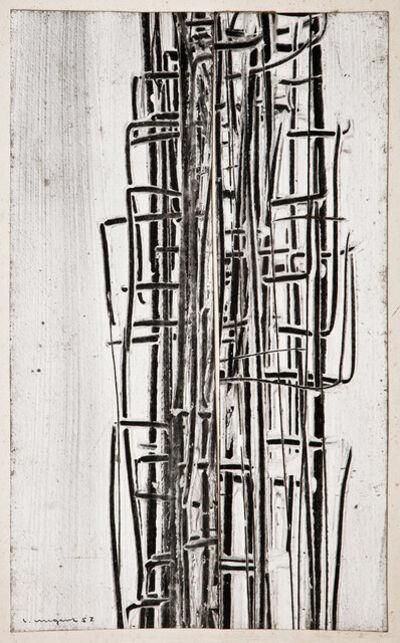 Christian Megert, 'Ohne Titel', 1957