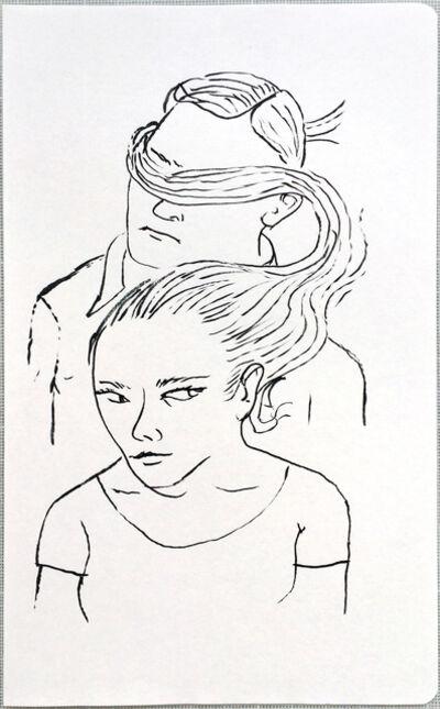 Markus Vater, 'Hair', 2016