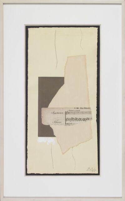 Robert Motherwell, 'Cabaret #4', 1974
