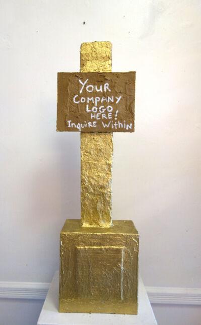 Alejandro Diaz, 'Your Company Logo Here', 2019