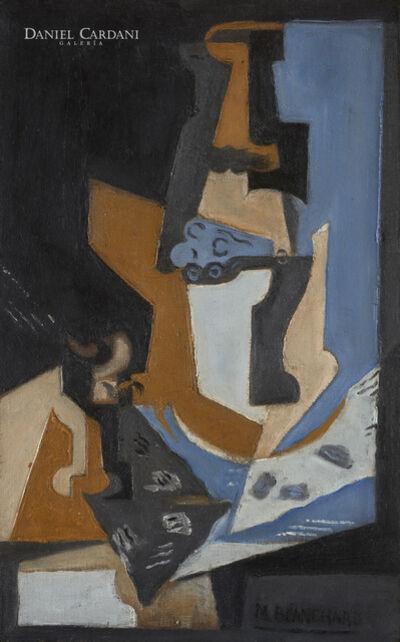 Maria Blanchard, 'Composición cubista', ca. 1918