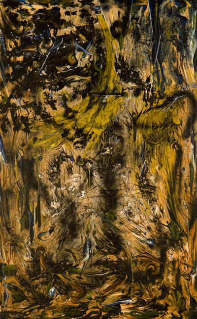 Alfonso Ossorio, 'Fluxus', 1956