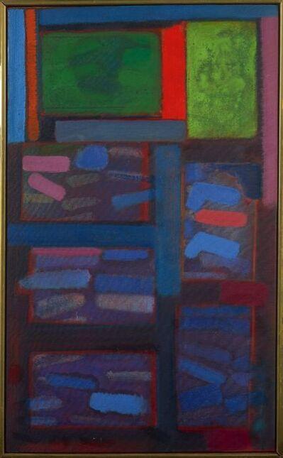 Yvonne Thomas, 'Night Window II', 1964