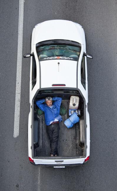 Alejandro Cartagena, 'Carpoolers #9', 2012
