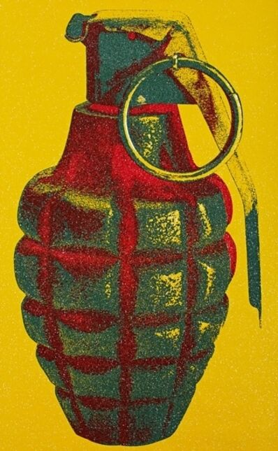 Russell Young, 'New York Grenade - No. 14', 2018