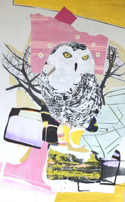Jenny Day, 'Miscalibration: signal to noise (it was never about owls)', 2019