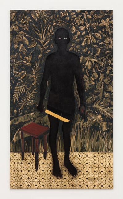 Antonio Obá, 'Sentinela', 2019