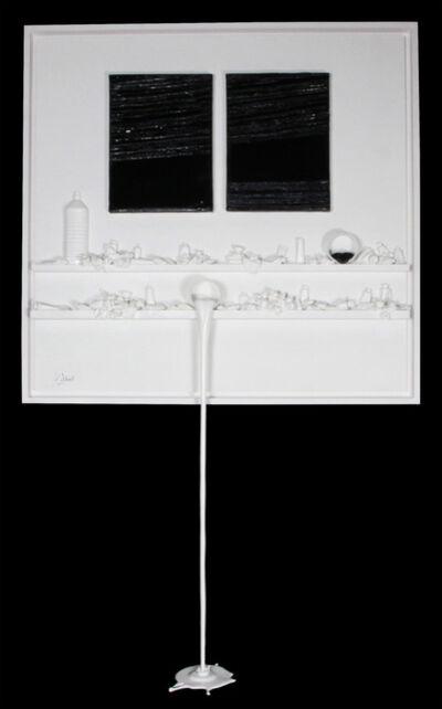 Paul Sibuet, 'Flow 81 - Hommage à Soulages'