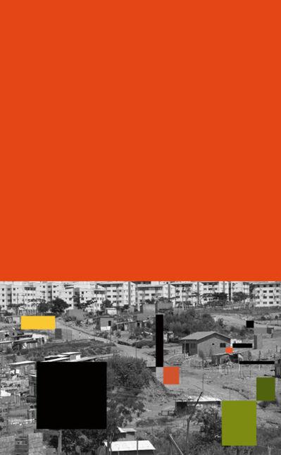 Sergio Vega, 'social landscape (tutti-frutti)', 2016