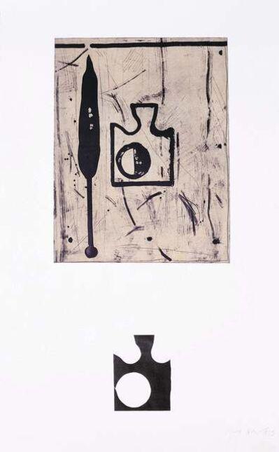 Joël Leick, 'La Plume et l'Encrier', 1994
