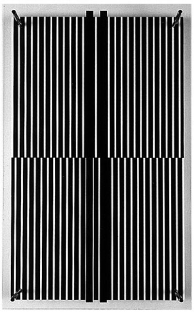Jesús Rafael Soto, 'Vibrant Parallel', dec 60