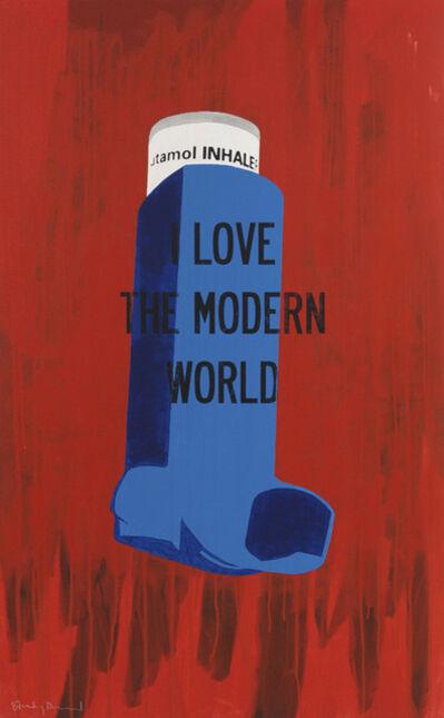 Stanley Donwood, 'Modern', 2008