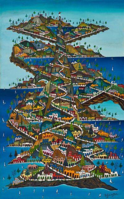 Préfète Duffaut, 'Imaginary City', 1977