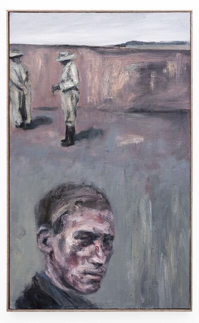 Johann Louw, 'Knersvlakte - Portret 2', 2019
