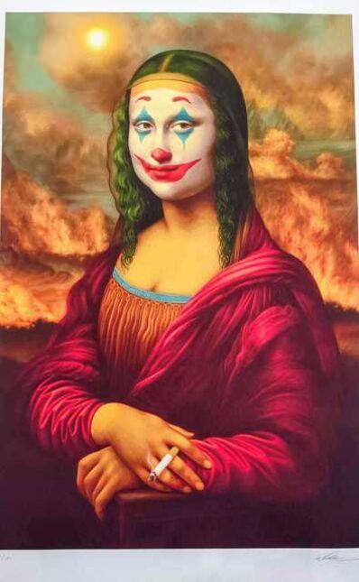 Alex Gross, 'Mona Lisa Joker', 2020