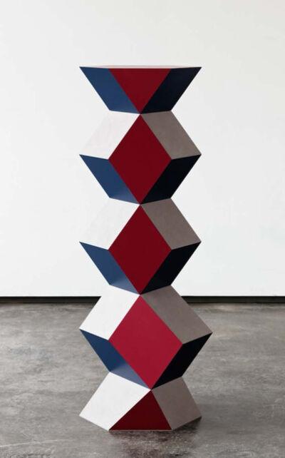 Angela Bulloch, 'Bent Column: Medium', 2016