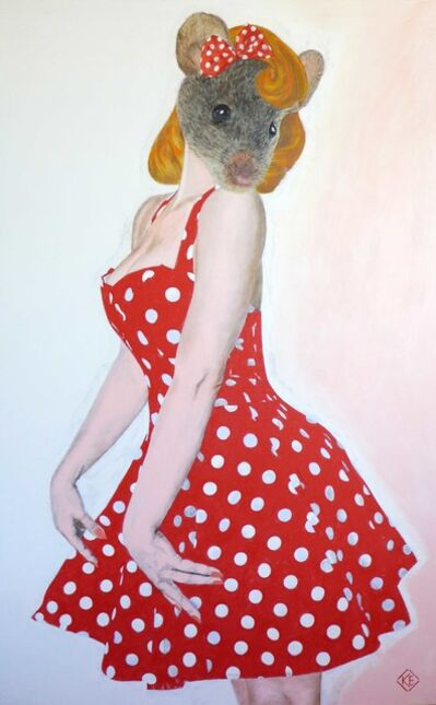 Kat Elagina, 'The Real Minnie Mouse'