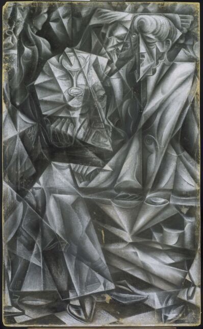 Ben Berlin, 'Portrait of Sadakichi Hartmann', 1934
