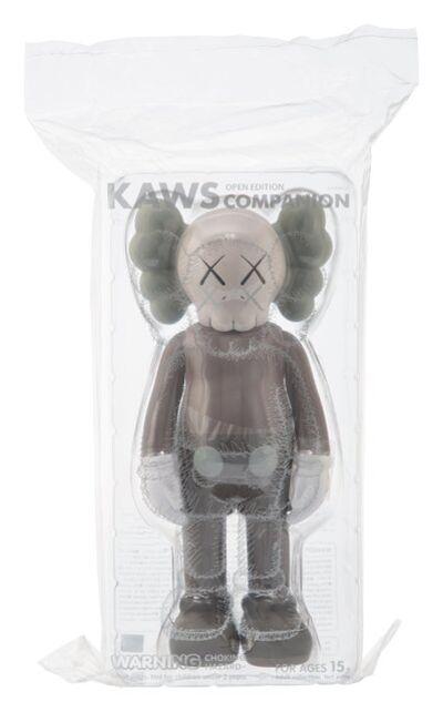 KAWS, 'Companion (Brown)', 2016