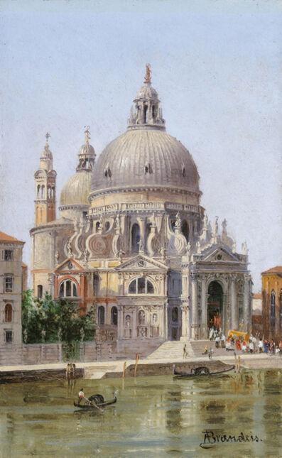 Antonietta Brandeis, 'Santa Maria della Salute, Venice', ca. 1890