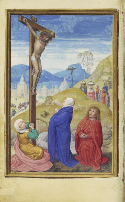 Simon Bening, 'The Crucifixion', 1525-1530