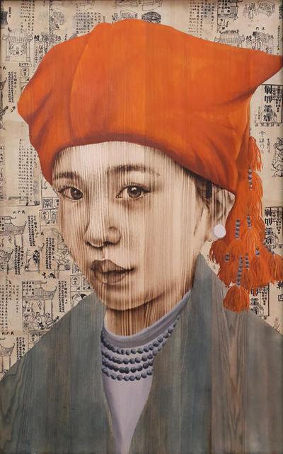 Ngo Van Sac, 'Mountain Flower', 2020