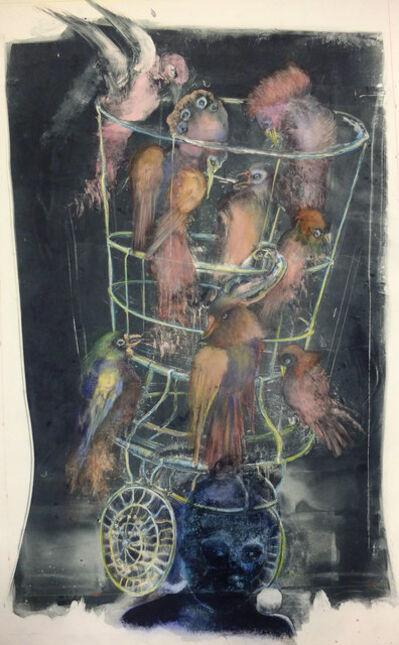 Christine Sefolosha, 'Volière / Headpiece', 2020