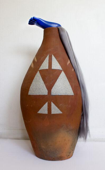 Patricia Dominguez, 'Herbatera Vasija 1', 2020