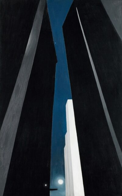 Georgia O'Keeffe, 'City Night', 1926