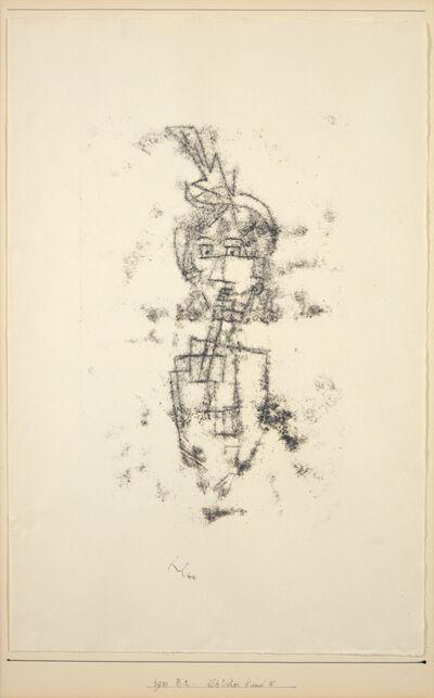 Paul Klee, 'Ältliches Kind II (Elderly Child II)', 1930