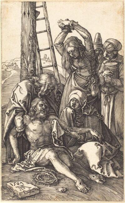 Albrecht Dürer, 'The Lamentation', 1507