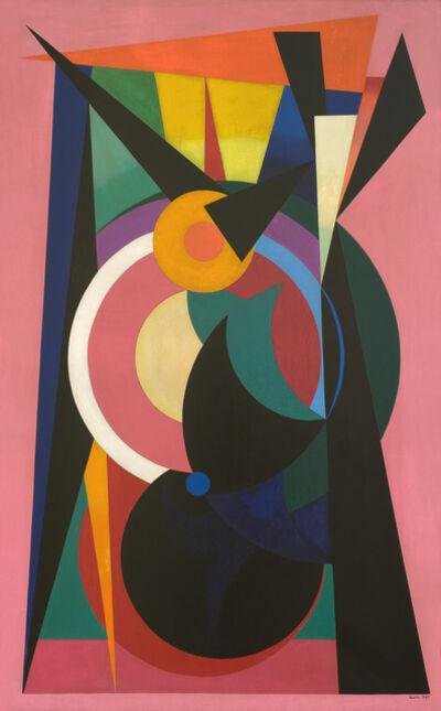 Auguste Herbin, 'Composition', 1940