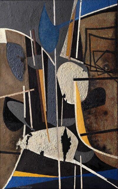 Enrico Prampolini, 'Composition Plastique', 1955