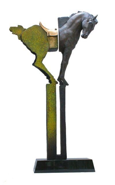 Stephen Glassborow, 'Hi Horse', 2017