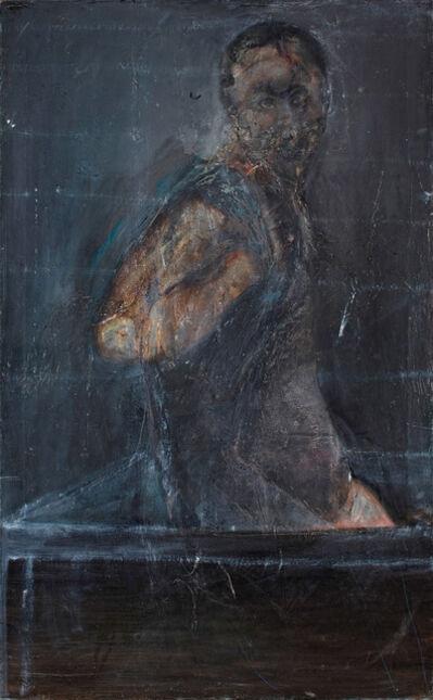 Marlene Dumas, 'Naked Man', 1972-1975