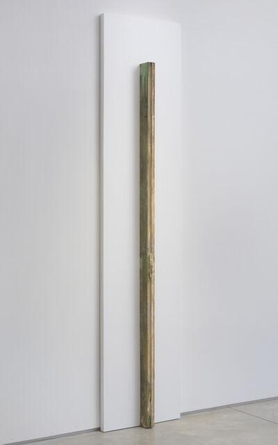 Robert Overby, 'Opaque door edge (Plaster Cast)', 1971