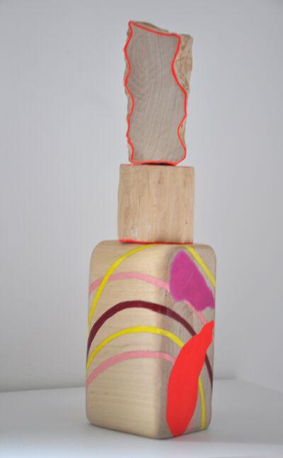 Cristina Avello, 'Flor de crecimiento VI', 2020
