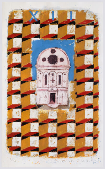 Joe Tilson, 'The Stones of Venice Santa Maria dei Miracoli', 2015