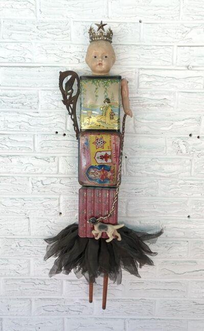 Bill Finks, 'Wall Totem ', 2010