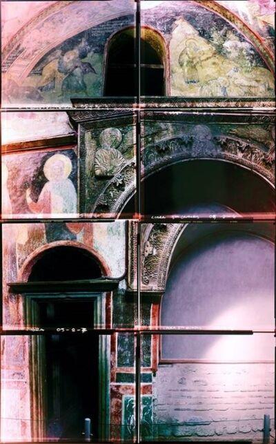 Ola Kolehmainen, 'Chora Church 5th Century V', 2014
