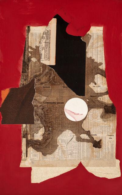 Dorothy Hood, 'Untitled 1057', c. 1980-90s