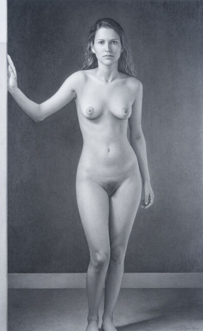 Richard Thomas Davis, 'Nude #3: Study for Aglaia', 2000