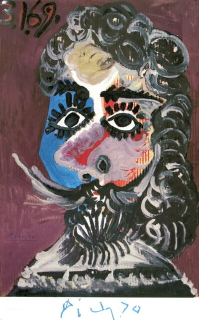 Pablo Picasso, 'Marlborough Roma', 1970
