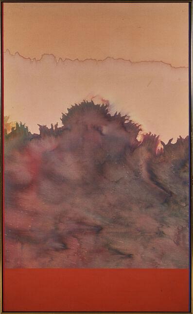 Ronnie Landfield, 'Belles Garden', 1978