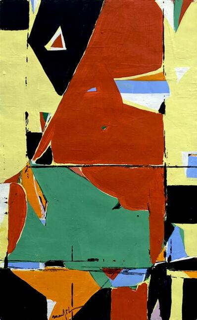 Beatrice Mandelman, 'Silent Echo II (80-P53)', ca. 1980