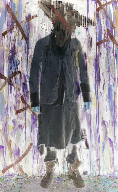 Thibault Hazelzet, 'Soldat #23', 2011