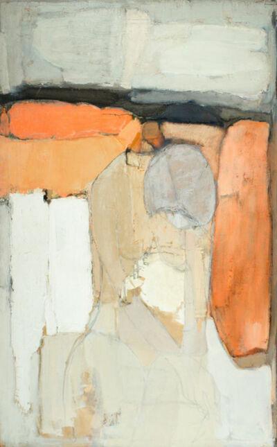 Rudolf Baranik, 'Girl', ca. 1955